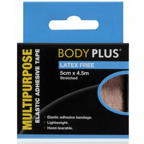 Body Plus Multipurpose Elastic Adhesive Tape 5cm X 4.5m Body Plus SuperPharmacyPlus