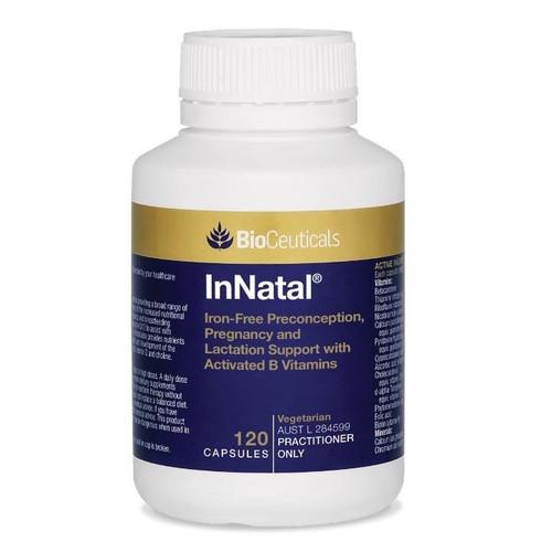 Bioceuticals InNatal 120 Capsules BioCeuticals SuperPharmacyPlus
