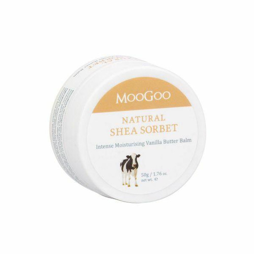 Moo Goo Shea Sorbet Vanilla Butter Balm 50g MooGoo SuperPharmacyPlus