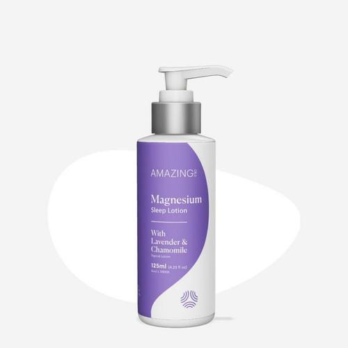 Amazing Oils Magnesium Sleep Lotion 125mL Amazing Oils SuperPharmacyPlus