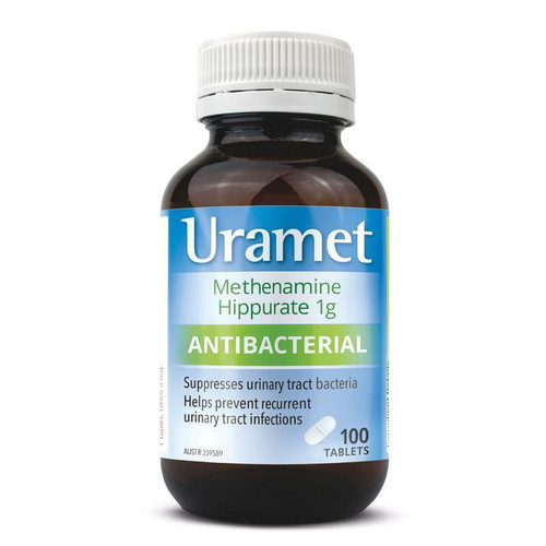 Uramet 1g 100 Tablets Aspen SuperPharmacyPlus