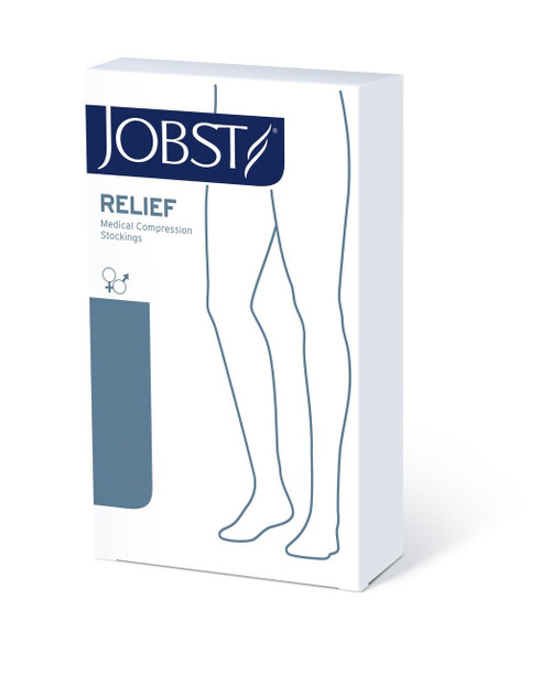 JOBST Relief Thigh High or Beige or 20-30mmHg Compression Garment Jobst SuperPharmacyPlus