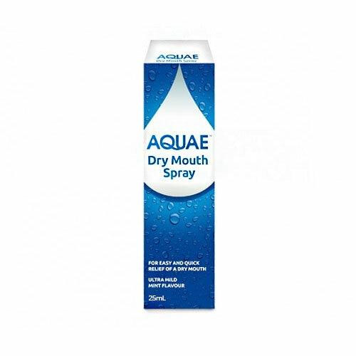 Aquae Dry Mouth Spray or 25mL iNova SuperPharmacyPlus