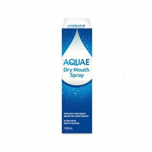 Aquae Dry Mouth Spray or 100mL iNova SuperPharmacyPlus