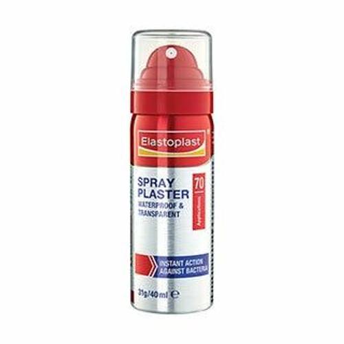 Elastoplast Spray Bandage 40ml Beiersdorf SuperPharmacyPlus