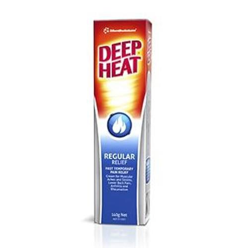 Deep Heat Mentholatum 140g Deep Heat SuperPharmacyPlus