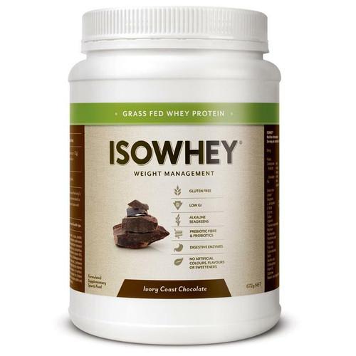 IsoWhey Complete Ivory Coast Chocolate 672g isowhey SuperPharmacyPlus