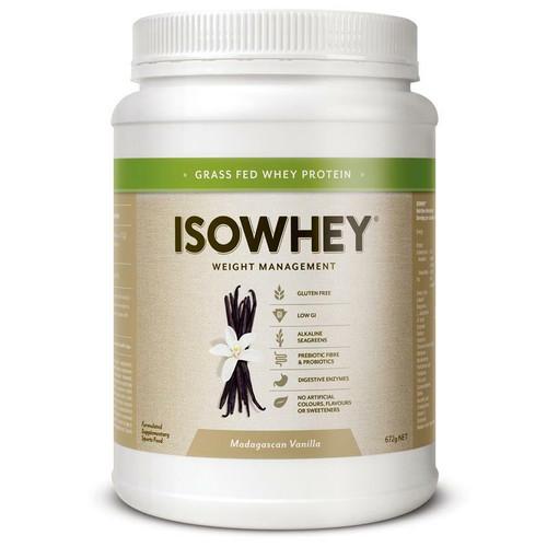 IsoWhey Complete Madagascan Vanilla 672g isowhey SuperPharmacyPlus