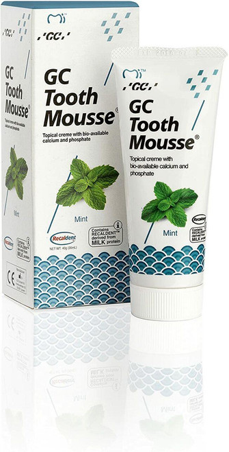 GC Tooth Mousse Mint 40g GC SuperPharmacyPlus