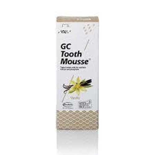 GC Tooth Mousse Vanilla 40g GC SuperPharmacyPlus