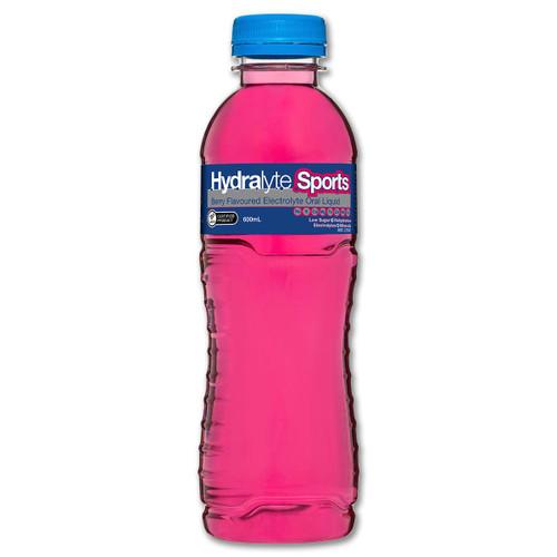 Hydralyte Sports Drink Berry 600mL Hydralyte SuperPharmacyPlus
