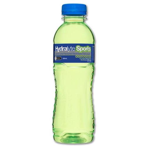 Hydralyte Sports Drink Lemon Lime 600mL Hydralyte SuperPharmacyPlus