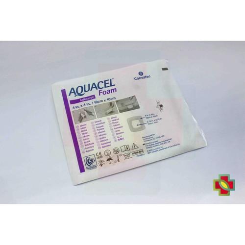 Aquacel Foam Non Adhesive 10cm X 10cm Convatec SuperPharmacyPlus