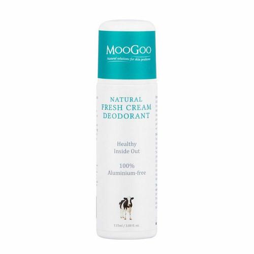 Moo Goo Fresh Cream Deodorant 115ml MooGoo SuperPharmacyPlus