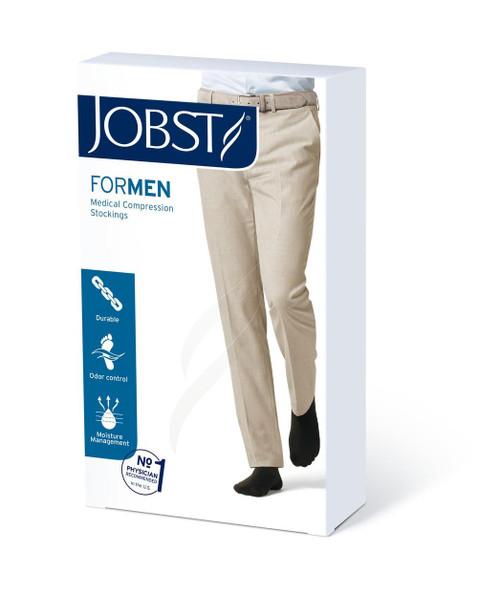 JOBST For Men or 15-20mmHg Knee High Compression Garment Jobst SuperPharmacyPlus