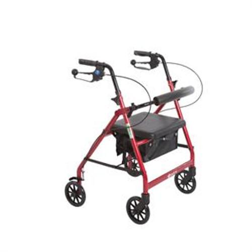 Rollator 6 Mini Seat Walker ASPIRE SuperPharmacyPlus