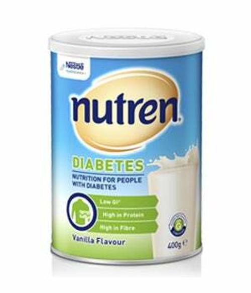 Nutren Diabetes 400g Nestle Nutrition SuperPharmacyPlus