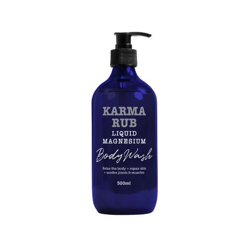 Karma Rub Magnesium Body Wash 500ml Karma Naturals SuperPharmacyPlus
