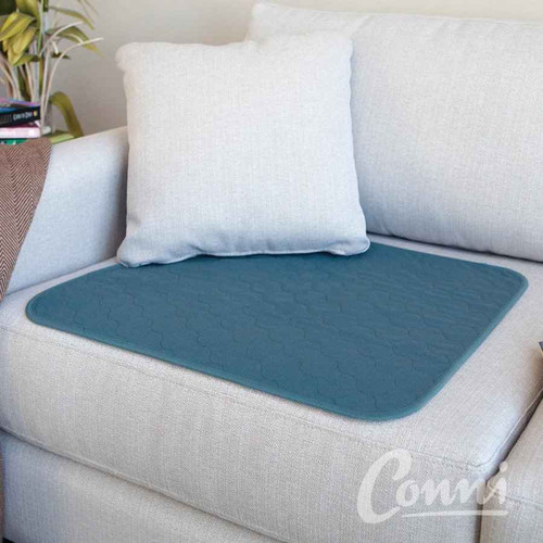 Conni Chair Pad Large Teal Blue Conni SuperPharmacyPlus