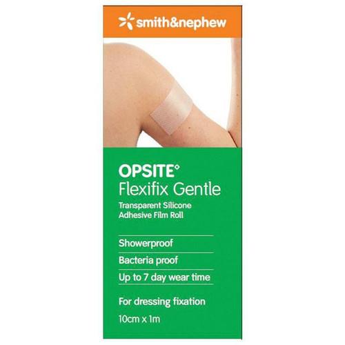 Opsite Flexifix Gentle Transparent Adhesive Roll 10cm x 1m Smith and Nephew SuperPharmacyPlus