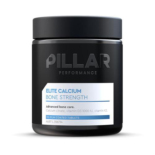 Pillar Elite Calcium - Bone Strength Tablets 90 Pillar Performance SuperPharmacyPlus
