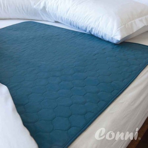 Conni Mate Bed Pad Teal Blue Conni SuperPharmacyPlus
