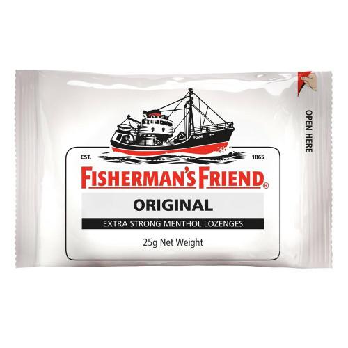 Fishermans Friend Original Extra Strength 25g Fishermans Friend SuperPharmacyPlus