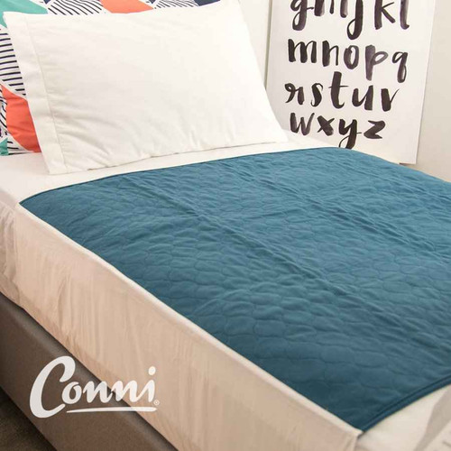 Conni Max Bed Pad Teal Blue Conni SuperPharmacyPlus