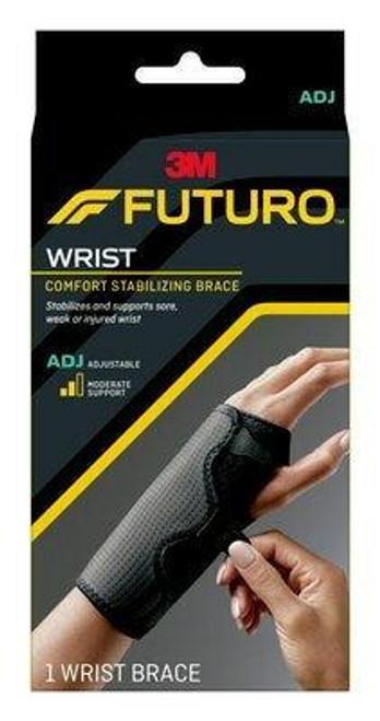 Futuro Wrist Stabilising Brace or Reversible and Adjustable 10770ENR Futuro SuperPharmacyPlus