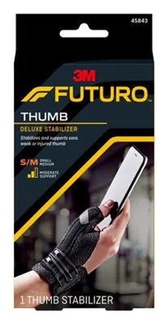Futuro Deluxe Thumb Stabilizer or Small/Medium 45841ENR Futuro SuperPharmacyPlus