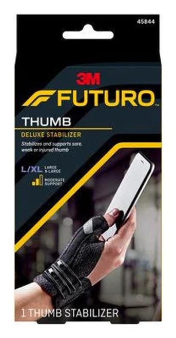 Futuro Deluxe Thumb Stabilizer or Large / Extra Large 45842ENR Futuro SuperPharmacyPlus