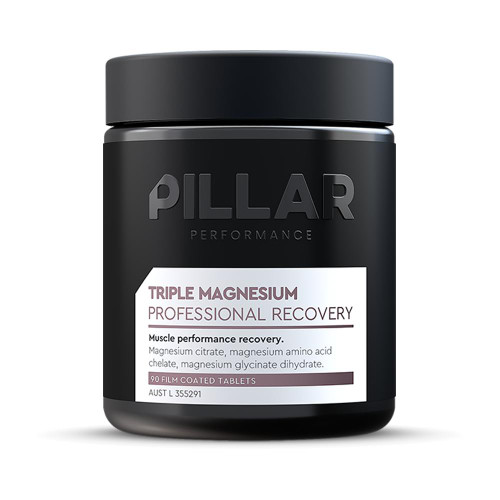 Pillar Triple Magnesium - Professional Recovery Tab 90 Pillar Performance SuperPharmacyPlus