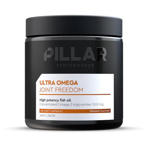 Pillar Ultra Omega - Joint Freedom Caplet 120 Pillar Performance SuperPharmacyPlus