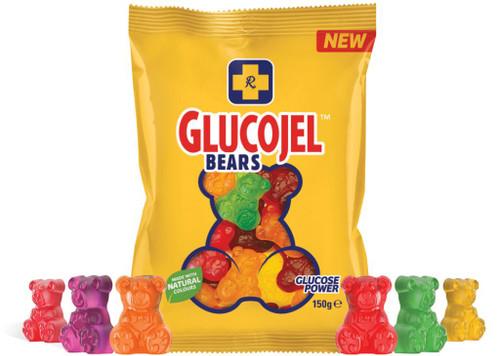 Glucojel Bears 150g Gold Cross SuperPharmacyPlus