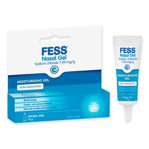 Fess Nasal Moisturising Gel 15g Care Pharmaceuticals SuperPharmacyPlus