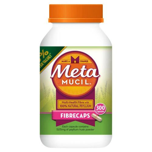 Metamucil 300 Capsules Metamucil SuperPharmacyPlus