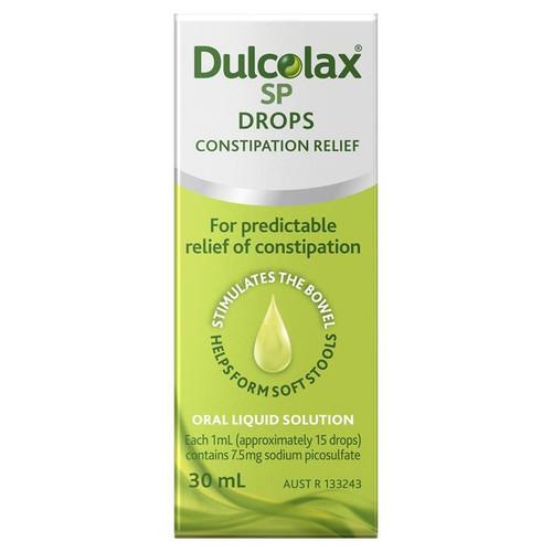 Dulcolax SP Drops Oral Liquid 30mL Sanofi SuperPharmacyPlus