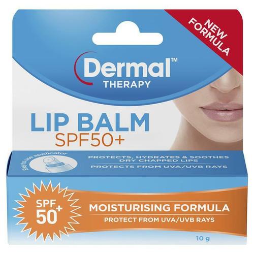 Dermal Therapy Lip Balm SPF 50 10G Dermal Therapy SuperPharmacyPlus