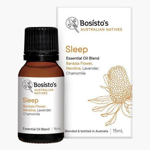 Bosistos Native Sleep Essential Oil Blend 15mL Bosistos SuperPharmacyPlus
