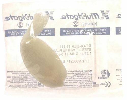 Multigate Sterile Packing Gauze 1.25cm x 1m Single Multigate SuperPharmacyPlus