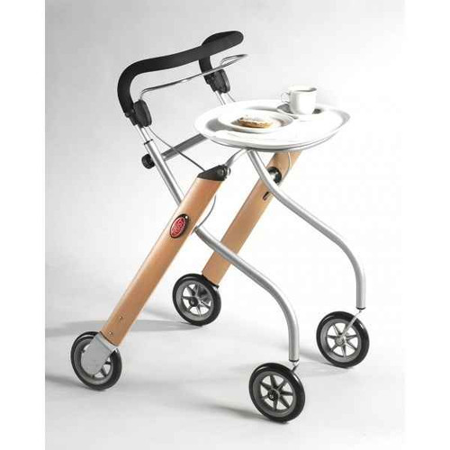 TrustCare LetsGo Indoor Walker - Beech with Tray and Bag TrustCare SuperPharmacyPlus
