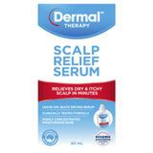 Dermal Therapy Scalp Relief Serum 60mL Dermal Therapy SuperPharmacyPlus