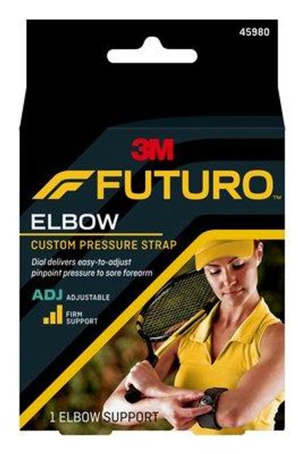 Futuro Customisable Elbow Pressure Strap Futuro SuperPharmacyPlus