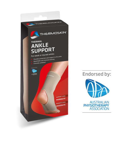 Thermoskin Thermal Ankle Support Thermoskin SuperPharmacyPlus