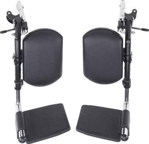 Wheelchair Elevating Leg Rests RIGHT SuperPharmacyPlus SuperPharmacyPlus