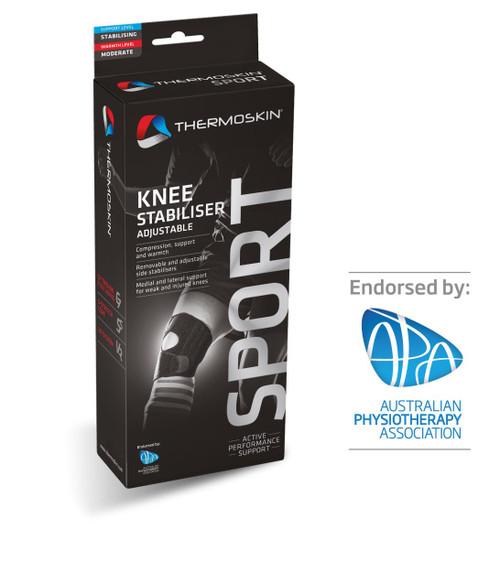 Thermoskin Sport Patella Stabiliser Large / Extra-Large Thermoskin SuperPharmacyPlus