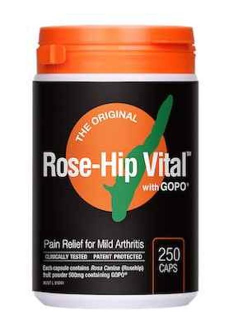 Rose-Hip Vital 500mg Cap 250 Rose Hip Vital SuperPharmacyPlus