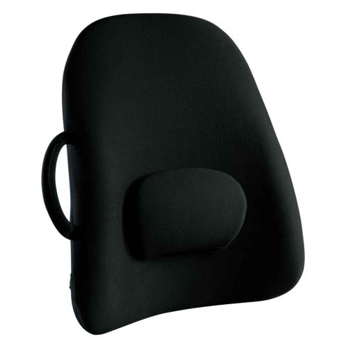 ObusForme or Low Back Support or Lumbar Support Cushion or Black OBUSFORME SuperPharmacyPlus