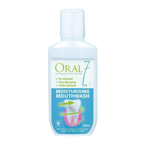 Oral7 Moisturising Mouthwash 250mL Oral7 SuperPharmacyPlus