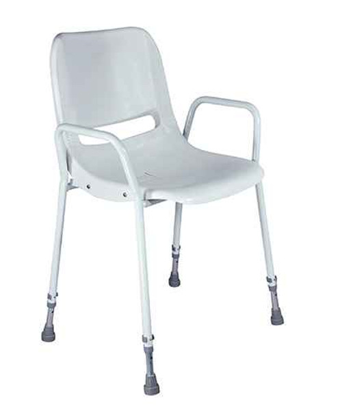 Shower Chair or Aluminium or Wt Cap 150kg Aidapt SuperPharmacyPlus